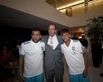Neymar da Silva Santos Júnior & Daniel Alves da Silva